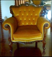 Victorian Lounge And Dining Room Furniture