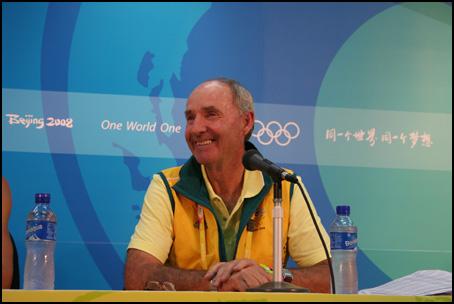 Australian Eventing Coach - Wayne Roycroft